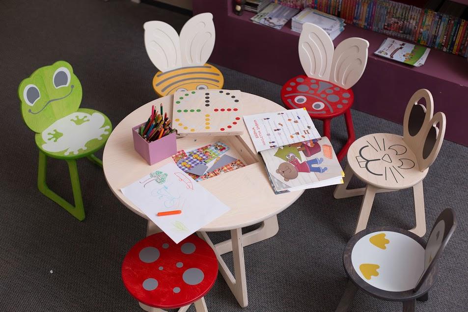 pohištvo za otroke