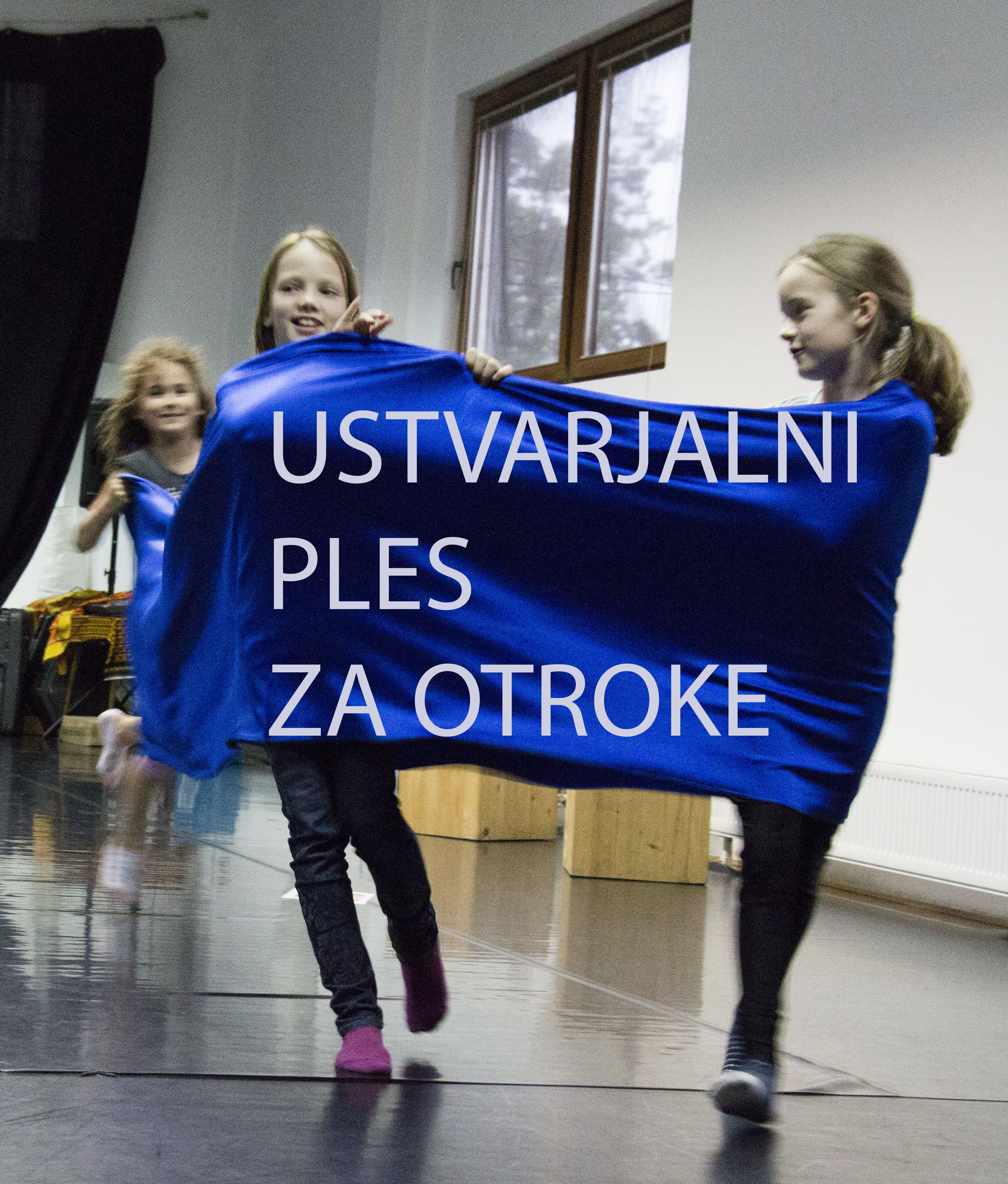 ustvarjalni ples za otroke