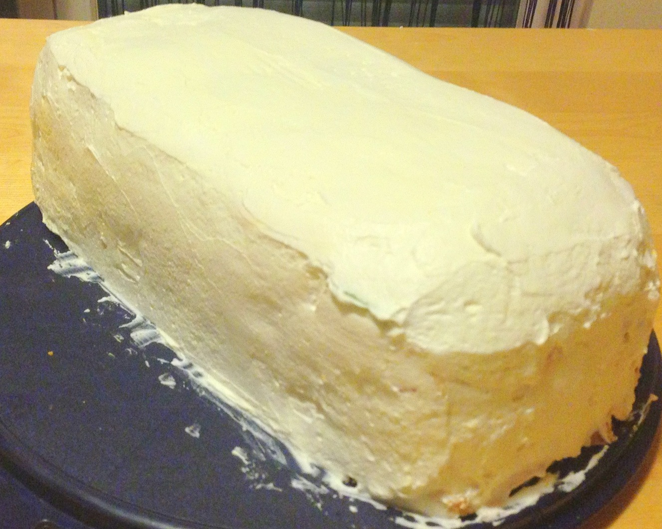 torta, recept, ledeni veter